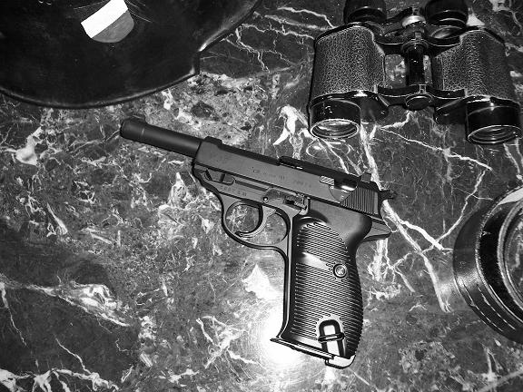 pistolen der wehrmacht